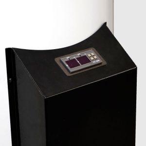 Detalle del controlador de temperatura del calentador IDEA