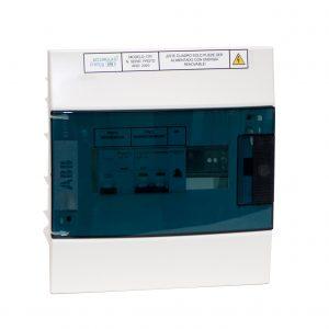 Detalle de cuadro eléctrico Accumula Energy CPI